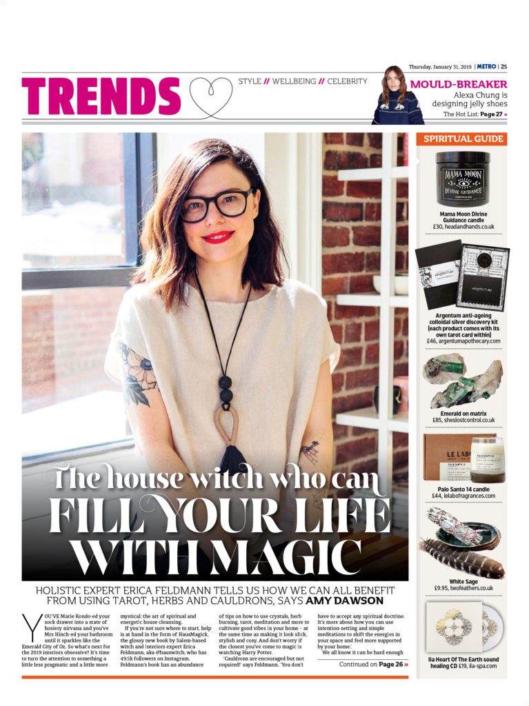 The House Witch Who Can Fill Your Life With Magic (Metro